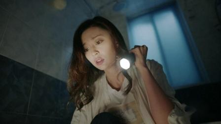 晓鸥在冯卫星家中发现凶器和现金,争夺凶器身受重伤