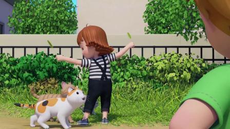 《甜甜私房猫》小猫咪都喜欢这个小猫咪哦