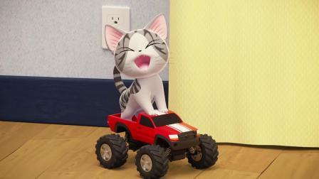 《甜甜私房猫》小奇真开心!
