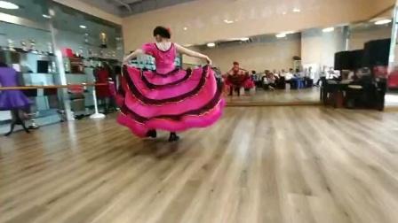星雨梁老师《西班牙舞》