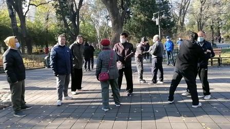 20201122北京紫竹院推手交流