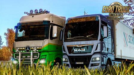 欧洲卡车模拟2:稳 | 2020/11/21直播录像(2/2)