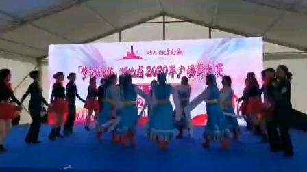 洗衣舞串烧水兵舞20201122红安梦幻城广场舞大赛