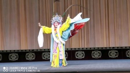 《昭君出塞》市京剧院惠民武戏专场,天津京剧院梅花得主率众弟子2020.11.21新声剧场演出。
