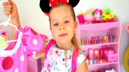 美国时尚儿童:小萝莉和小伙伴玩什么游戏呢,你会吗