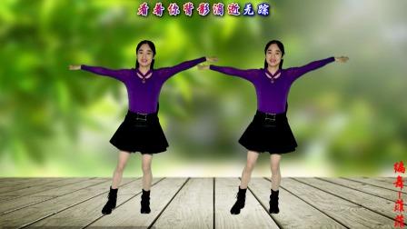 精选入门16步广场舞《负心的你》经典回顾,好听极了,附教学