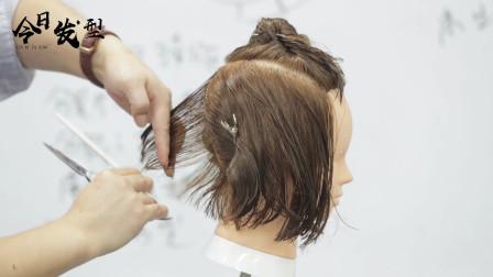 经典学生头发型,现在又开始流行了