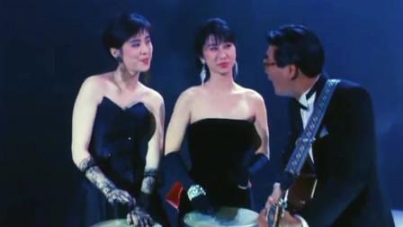 王祖贤、叶倩文和发哥跳舞王祖贤, 叶倩文, 周润发音乐 一起听吧