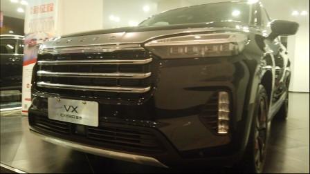 奇瑞星途EXEED-VX车型解析篇-0991车评中心