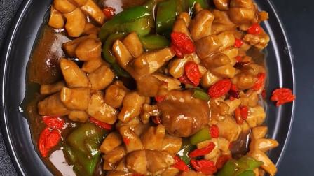 大厨教你做爆炒羊腰,鲜香滑嫩无腥味,比烧烤的还要好吃