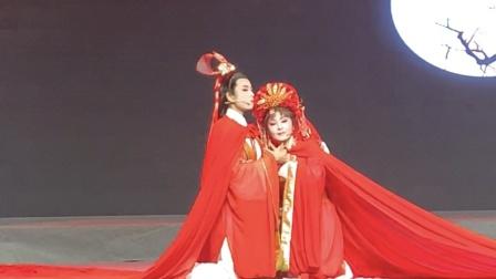 《孔雀东南飞·惜别离》温岭教育戏协两周年庆 (20201121 )方晓 、朱樱芝