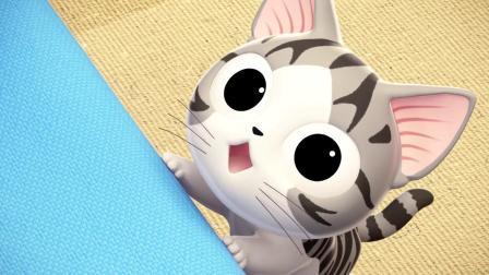 甜甜私房猫:小猫咪,你开心吗