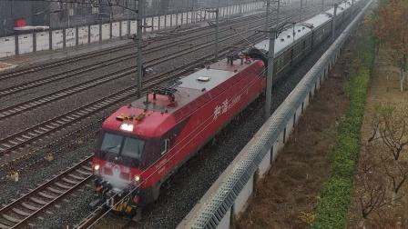 【火车视频】大连站车迷候车室-434