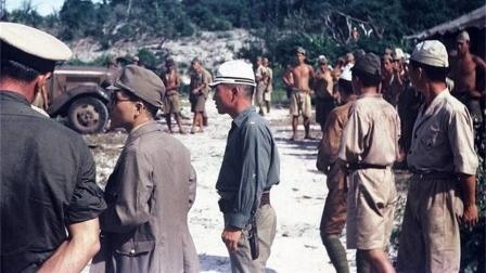 二战日本将领中的清流,模仿中国屯田,带领军队在荒岛种田养鸡
