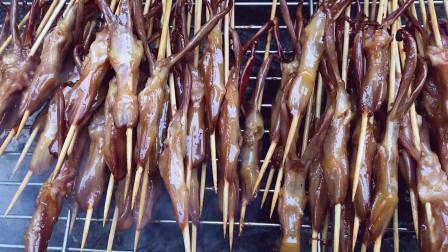 30买一斤鸭舌烤着吃才香,听说是烧烤界的爱马仕,一口一个真过瘾