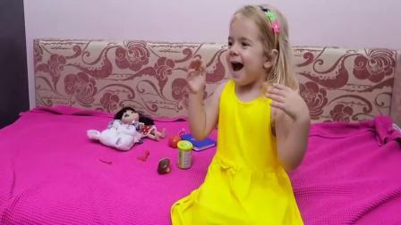 美国时尚儿童:小萝莉这是怎么了呢,怎么不开心