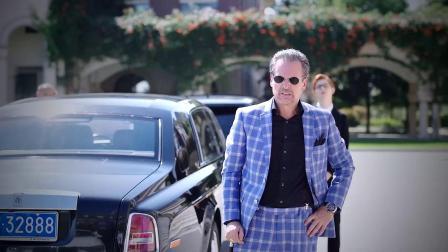 幸福敲门:养父和亿万富豪的亲爷爷同时来接小孩,看他跟谁走