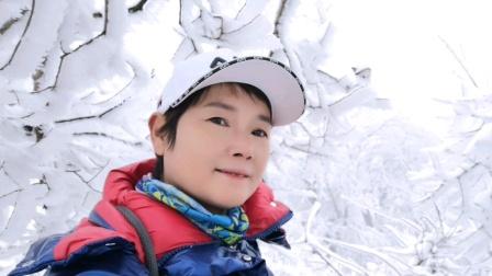 武当山雪景.