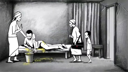 甲类传染病霍乱,夺走百万人性命,竟被非洲小孩的方法解决!
