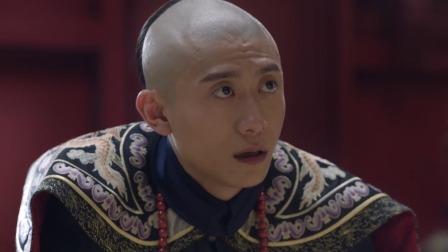 韦小宝不愿意背叛皇上也不愿意背叛师父,大殿之上左右为难