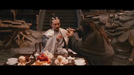 我视您如师如父,也真是可笑,我不过是你贪欲路上的一枚棋子!
