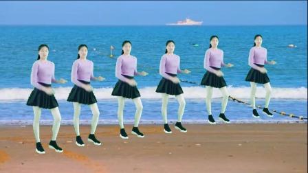 动感热门健身广场舞《狂浪》动感旋律,炫酷舞姿,好听好看!