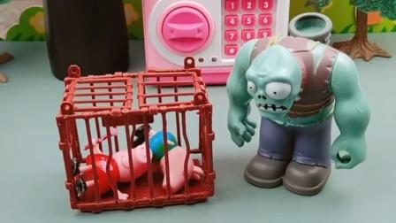 巨人僵尸运气真好,都可以去买彩票了