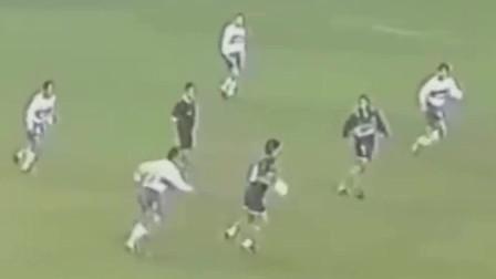 球王可不是吹得,看看马拉多纳当年是怎么踢球的