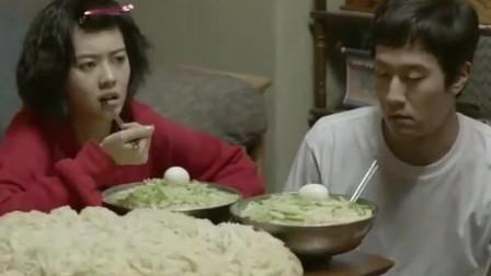 《请回答1994》李一花妈妈做饭的量,好像喂猪啊哈哈,大户人家!