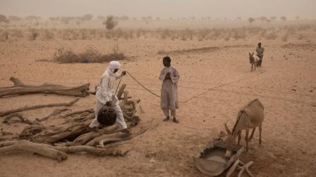 世界上下雨最少的5个地方,虽然干旱,但有些也能住上百万人!