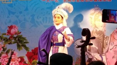 20201127余姚同光龙山庙加演《叹月》由苏燕萍演唱。阿萍制作。