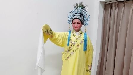 20201127余姚同光村龙山庙加演《叹月》由苏燕萍演唱,阿萍制作。