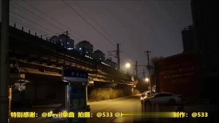 火车视频(533拍车运转第254期):天津市拍车--京沪线