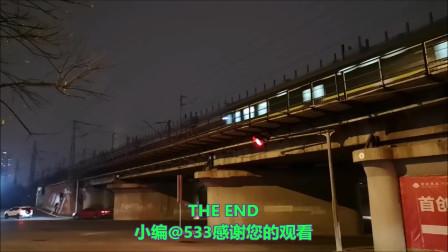 火车视频(533拍车运转第255期):天津市拍车--京沪线