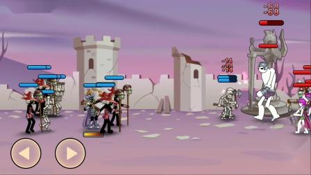 我是弓箭手:召唤骷髅兵人海战术,这个巫师太给力了!