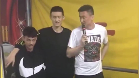 杜锋酒后吐真言:徐杰不单单是惠州的骄傲,也是广东的骄傲,赞!