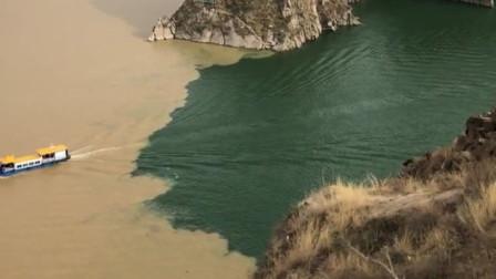 英国媒体:看不懂中国,黄河以前是土黄色,现在却接近透明了