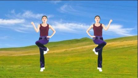 健身减肥操《辣妹子的爱》简单有效,动感DJ舞曲,跳着更带劲