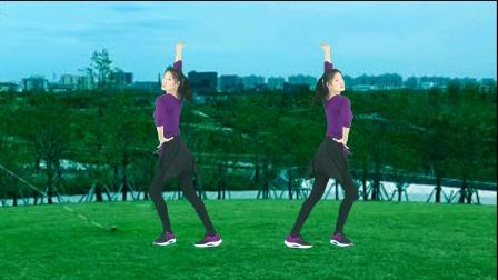 醉人情歌广场舞《浪漫红尘我和你》优美的旋律,舞蹈时尚看不够