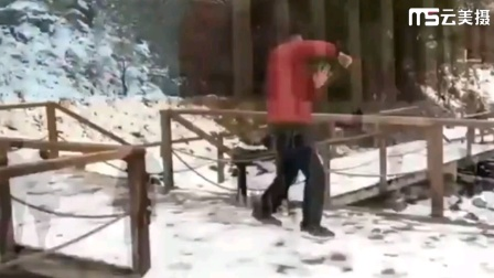 龙形拳(自拍视频)