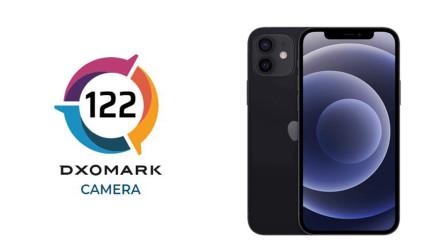 iPhone 12的DxOMark成绩公布,少一个摄像头,变焦咋这么差