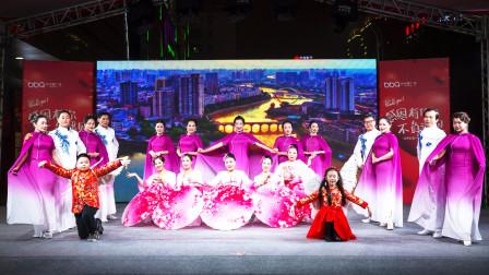 衡阳凤舞艺术团表演《衡州旗袍》,衡阳市《我要上春晚》海选现场