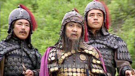 《三国演义》赵云单枪匹马勇救黄忠,曹操被惊到了