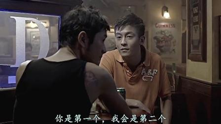 黄晓明VS陈冠希:你没看过的硬汉剧场之黄晓明