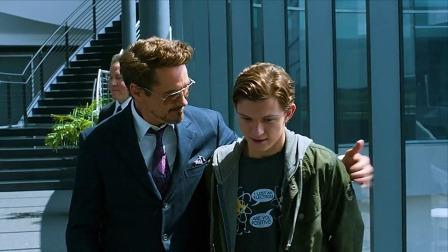当神秘客戴上伊迪斯的时候我还以为托尼...