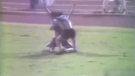 1979年世青赛,19岁的马拉多纳初露锋芒,就此开启球王加冕之路