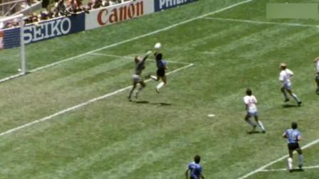 看过马拉多纳的球技和霸气,你会发现,什么才叫真正的球王!