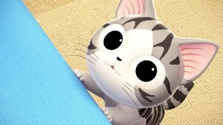 甜甜私房猫:这个猫咪很可爱哦!