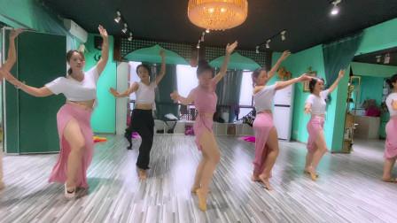 东方舞 全民舞蹈 肚皮舞 丽雯2020广州东方舞集训花絮