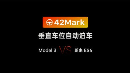 自动泊车,特斯拉 Model 3 vs 蔚来 ES6,你觉得谁更快一步?